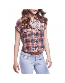 GUESS W72H68W8G60 CAMISA (W)